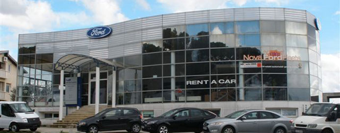 Autosalon Ford Zadar