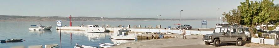 Sanacija dijela obale Starigrad